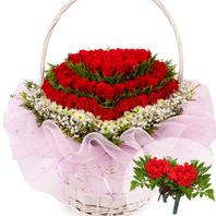 꽃바구니 (꽃행복333호)